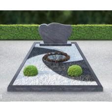 Природный, натуральный камень для могилок
